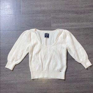 Abercrombie sweater top